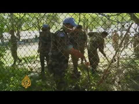 UN investigates cholera spread in Haiti