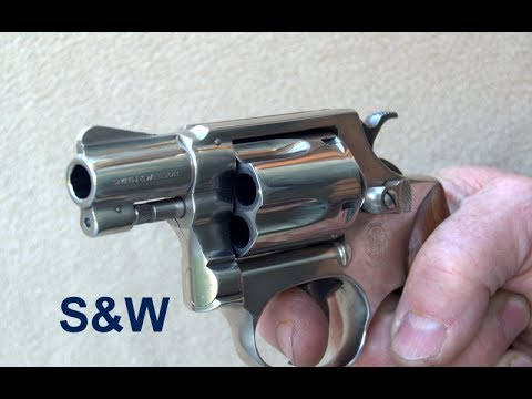 S&W .38 Special Snubnose Revolver - Should You Bet Your Life On It?