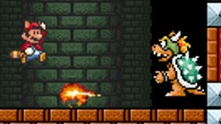 Super Mario Advance 4 - All Bosses