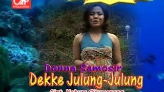 Gambar cover Donna Samosir - Dekke Julung-Julung