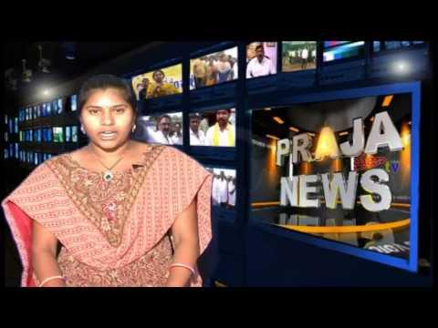 Praja Cable TV // News Bulletin // 9 AUG TH// 2017