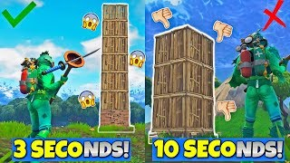 * EASY* WIE BESSER AUF BUILDING IN FORTNITE IN 1 STUNDE ZU GET! FORTNITE BUILDING TIPS UND TRICKS!