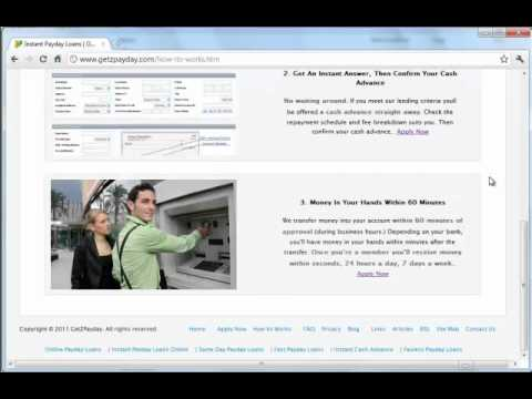 Same Day Payday Loans - GetZPayday