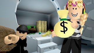 Roblox / ROB THE BANK OBBY!! / GamingwithPawesomeTV