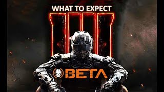 BO4 BETA GAMEPLAY
