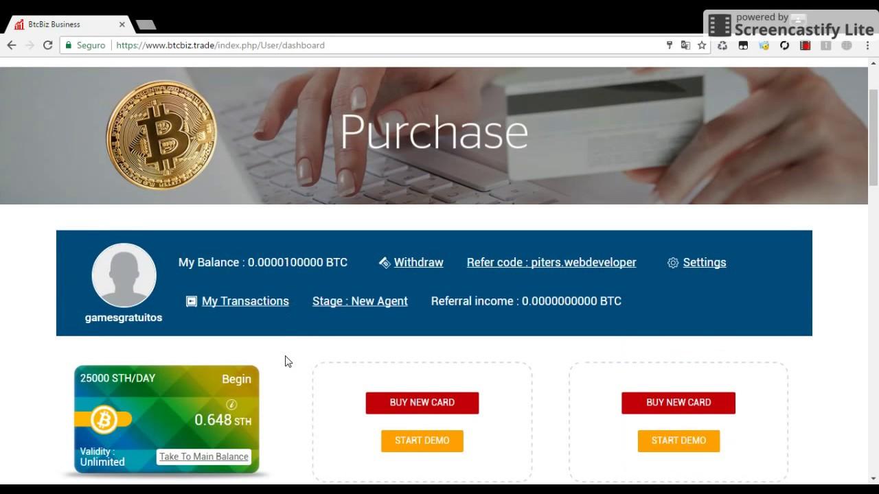 BtcBiz Business - Similar to New Age Bank - YouTube