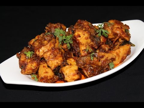 Chicken Fry Andhra Style Andhra Chicken Fry Kodi Vepudu How To