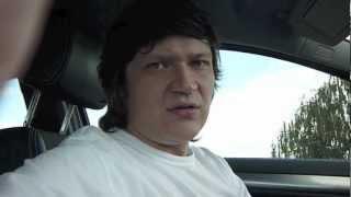 Маршрут Москва - Одесса на машине(Мое новое видео