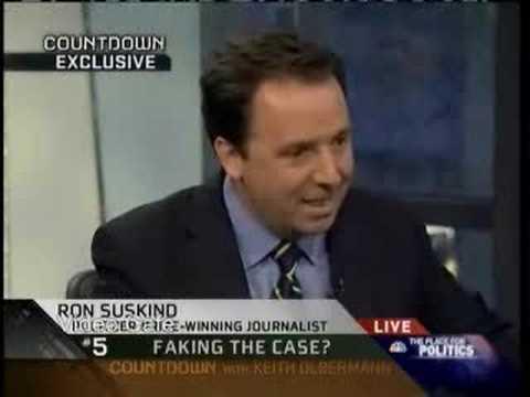 Countdown: Ron Suskind Interview