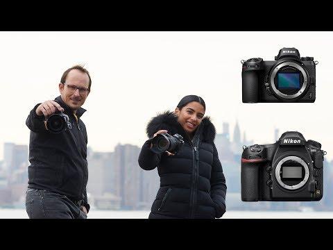 Nikon Z7 vs D850 - Best NIKON CAMERA?