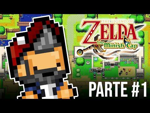 Darkar Live Gaming - Zelda: The Minish Cap #1