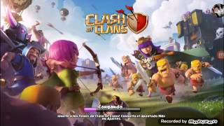 Empezando clash of clans/diego y jesus toraya