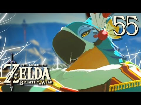 ZELDA BREATH OF THE WILD #55 : LES CHANTS DU HÉROS !