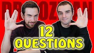 Dr Nozman en 12 questions