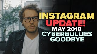 another instagram update? OFFICIAL MAY 2018 UPDATE - MUST WATCH! (*jk)