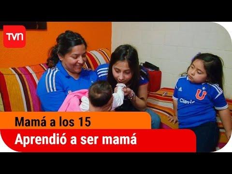 Mamá a los 15 | T03E02: Una niña que aprendió a ser mamá
