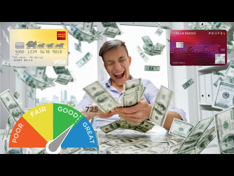 Credit Card Hacks  How To Get Good Credit While You're Young