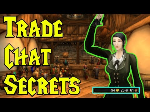 Trade Chat Selling - Tips And Tricks To Save Gold! - Classic WoW