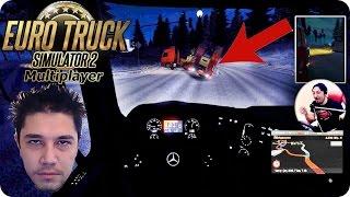Kasap Tunç Faciası | Euro Truck Simulator 2 Türkçe Multiplayer