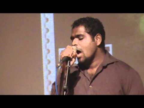 Concert in culturals(SLIIT) (mudhal naal indru)