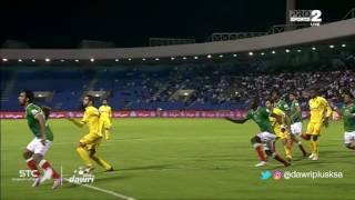 تعادل الاتفاق مع القادسية في الدوري السعودي..فيديو