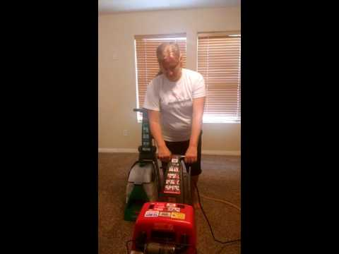 BISSELL Big Green Deep Cleaning Machine Vs. The Rug Doctor (A Carpet Cleaner Rental Comparison)