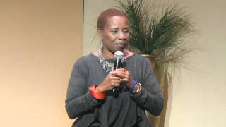 "lyanla Vanzant ""Peace from Broken Pieces"" Oakland book tour  part 1"