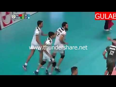Pakistan Beat China In Volleyball Asian Games 2018