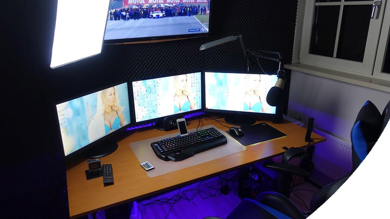 Mijn Gaming Setup Tour
