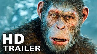 WAR FOR THE PLANET OF THE APES - Trailer 3 (2017)