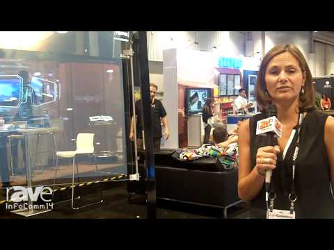 InfoComm 2014: 3Monkeys Talks About its 3D Stereoscopic and Interactive Hollow Screen