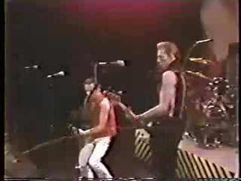 The Clash - Radio Clash - Tom Synder Show 1981