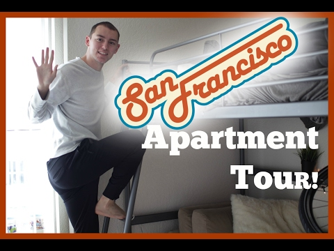 My San Francisco Studio! $900 | Dylan