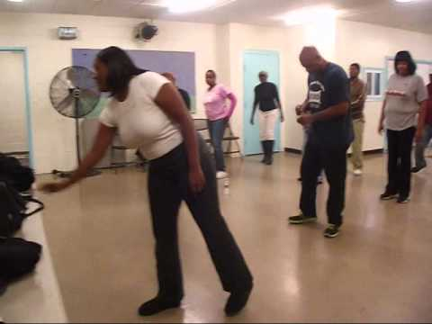 Holiday Steppin Instruction Dawuds Class 1292013 Youtube