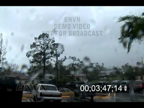 Hurricicane Wilma - 2005 Broward County Florida CC3