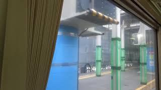 2017/10/14 西鉄8000形 8051F 一般営業ラストラン! 急行K081列車 西鉄福岡(天神)→筑紫