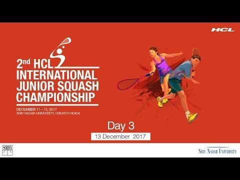BU13 Shaurya Bawa Vs Vivaan Bhatia I 2nd HCL International Junior