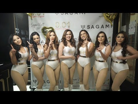 Sagami Night 2019 Event  By Sagami Indonesia 8 February 2019