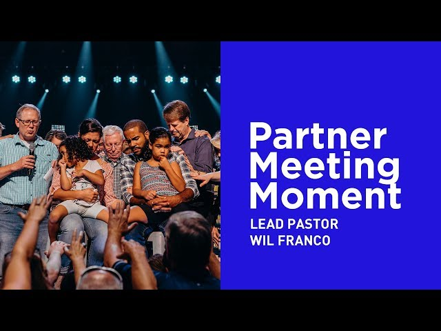 Wil Franco * Partner Meeting Moment