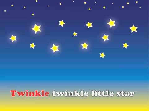 Twinkle Twinkle Little Star  Nursery Song for Children