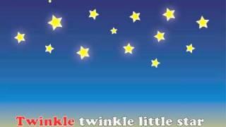 Twinkle Twinkle Little Star - Nursery Song for Children