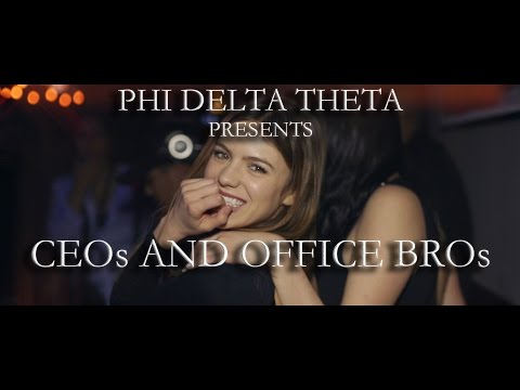 Phi Delta Theta Presents: CEOs and Office Bros | University of San Francisco