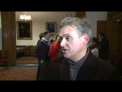 Interview with Iain Macwhirter