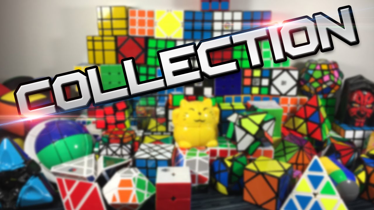 Cube Collection   End of 2014    YouTube