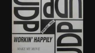 Workin' Happily - Make My Move (Ricky Soul Machine Version)