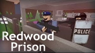ROBLOX// Redwood Prison // Where to find guitar