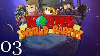 NIE MA SOJUSZU!! [#03] - Worms World Party (/w Gnomek, Kamruz, Taoczin)