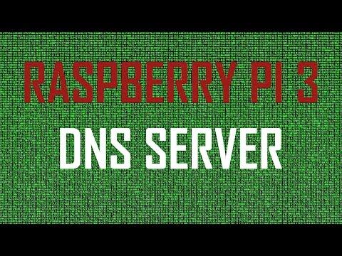 PERFECT LITTLE HOME SERVER [Raspberry Pi 3] PART 3 - BIND DNS Server