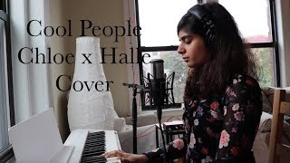 Cool People - Chloe x Halle Cover