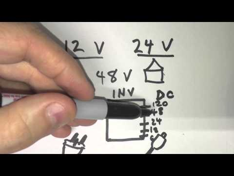 Battery Systems: 6V vs 12V vs 24V Video Request